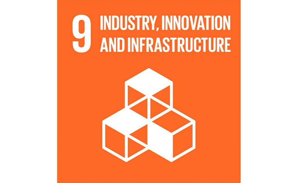 Image of UN goal 9