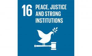Image of UN goal 16