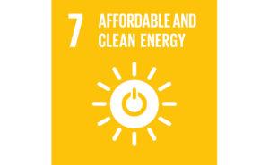 Image of UN goal 7