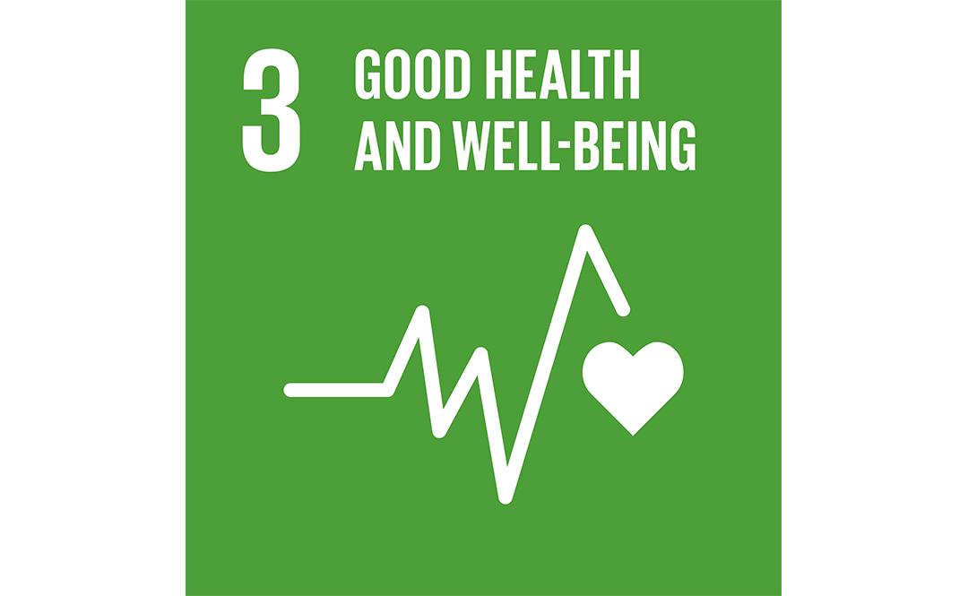 Image of UN goal 3