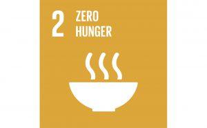 Image of UN goal 2