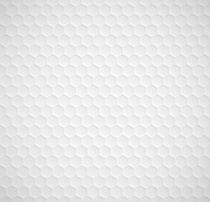 Background image of hexagon pattern