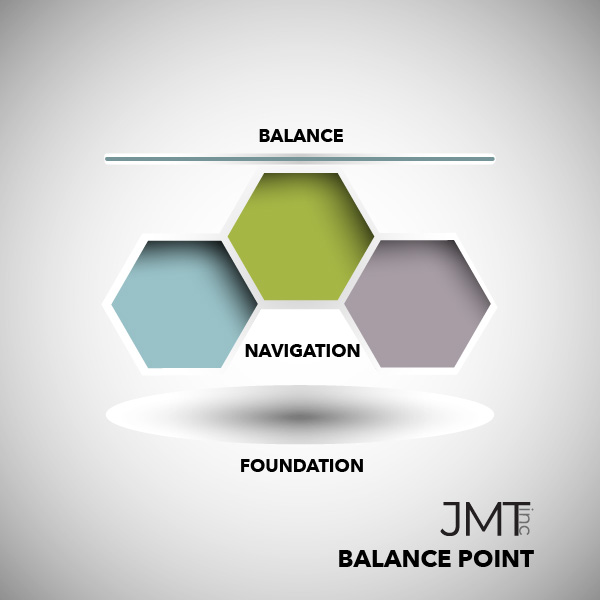 Image of Balance Point infographic